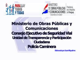 POLICIA CAMINERA PARAGUAYA