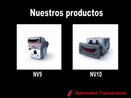 Nuestros productos:
