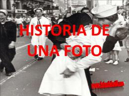 HISTORIA DE UNA FOTO