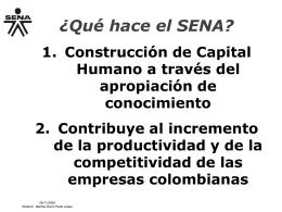 MODELO DE GESTIÓN HUMANA POR COMPETENCIAS