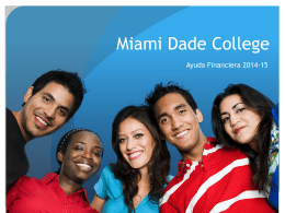 Miami Dade College West