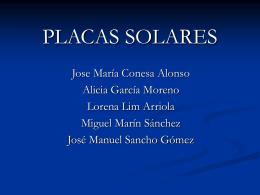 Celdas solares - Universidad Autónoma de Madrid