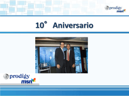 10°Aniversario