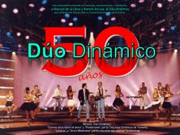 Dúo Dinámico-50 aniversario