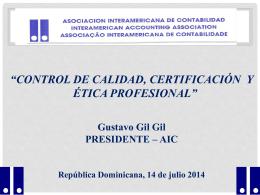 Diplomado en IFRS - ICPARD