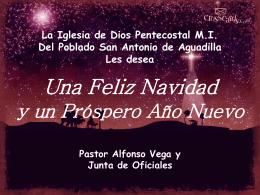 La Iglesia de Dios Pentecostal M.I. del Poblado