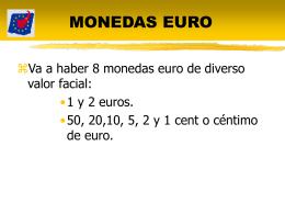 MONEDAS EURO - Oficio y arte, OAE (Organización
