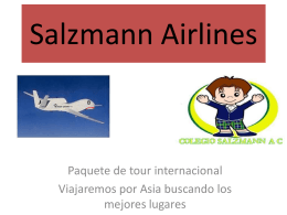 Salzmann airlines