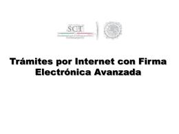 Registro de Usuario FIEL - .:Portal SCT:.: .:Sitio