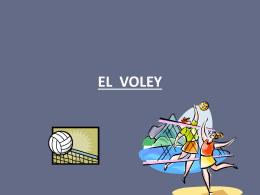 EL VOLEY - Felipedepormania`s Blog