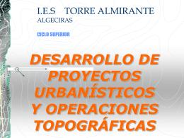 I.E.S TORRE ALMIRANTE ALGECIRAS CICLO SUPERIOR