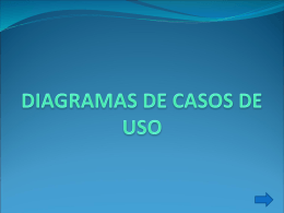 DIAGRAMAS DE CASOS DE USO - dianegv | Just another