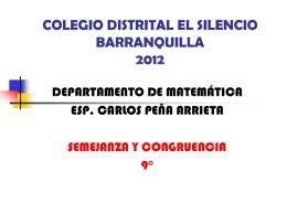 CONCEPTOS GEOMÉTRICOS EN MAESTROS DE ESCUELA