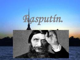 Rasputín.