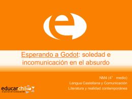Esperando a Godot: soledad e incomunicación en el