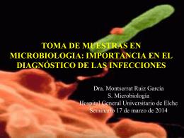 DIAGNÓSTICO MICROBIOLÓGICO DE LAS NEUMONÍAS