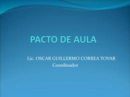 PACTO DE AULA - escuelasrufinistas