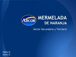 MERMELADA DE NARANJA - Almagro