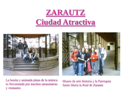 ZARAUTZ Ciudad Atractiva