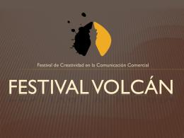 FESTIVAL VOLCÁN