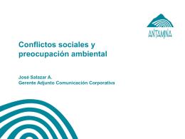 Conflictos Socio Ambientales