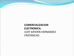 Diapositiva 1 - comercioelectronicopys