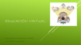 Educación virtual - Tecnología e Informática