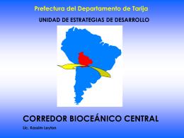 Diapositiva 1 - CIAC-IDR :: Bienvenidos a la Regi