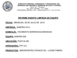 SINDICATO PERSONAL JERARQUICO Y PROFESIONAL DEL