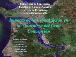 Impacto de la Urbanización en la Naturaleza del