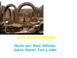 Los musulmanes
