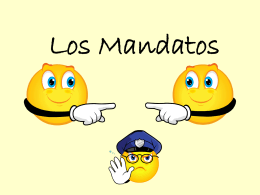 Los Mandatos - Grapevine Colleyville Independent