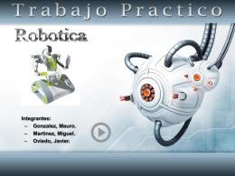 Robotica - Profesorafridaesposito`s Blog