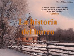 La Historia del Burro