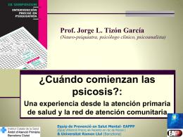 Jorge L. Tizón García (Neuro
