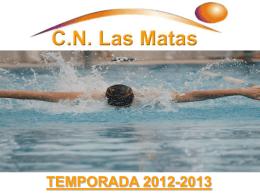 Diapositiva 1 - ::::.... CLUB DE NATACION LAS