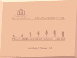 Unidad 1 Sesión 1