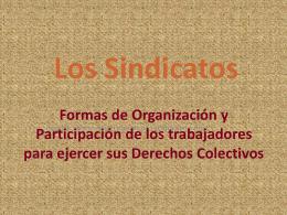 Diapositiva 1 - Inducción Sindical Cali | El
