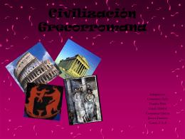Civilización Grecorromana