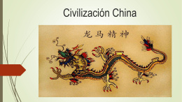 Civilización China