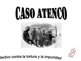 Diapositiva 1 - CCTI | Contra la tortura y la