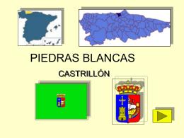 PIEDRAS BLANCAS