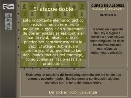 Diapositiva 1 - EL GATO DE ALEKHINE