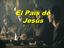 El País de Jesús - Cambridge College Secondary