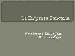 La Empresa Bancaria