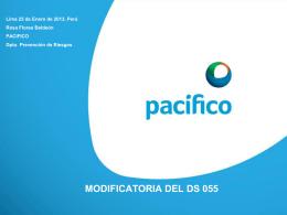 Diapositiva 4 - Pacífico Seguros