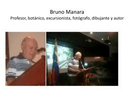 Bruno Manara - Asociación Venezolana de Palmas