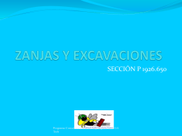 SANJAS Y EXCAVACIONES