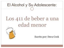 Alcohol and Your Teen: The Truth About Underage