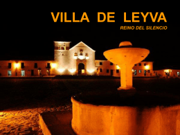 VILLA DE LEYVA - Nicole and Sebastians Wedding